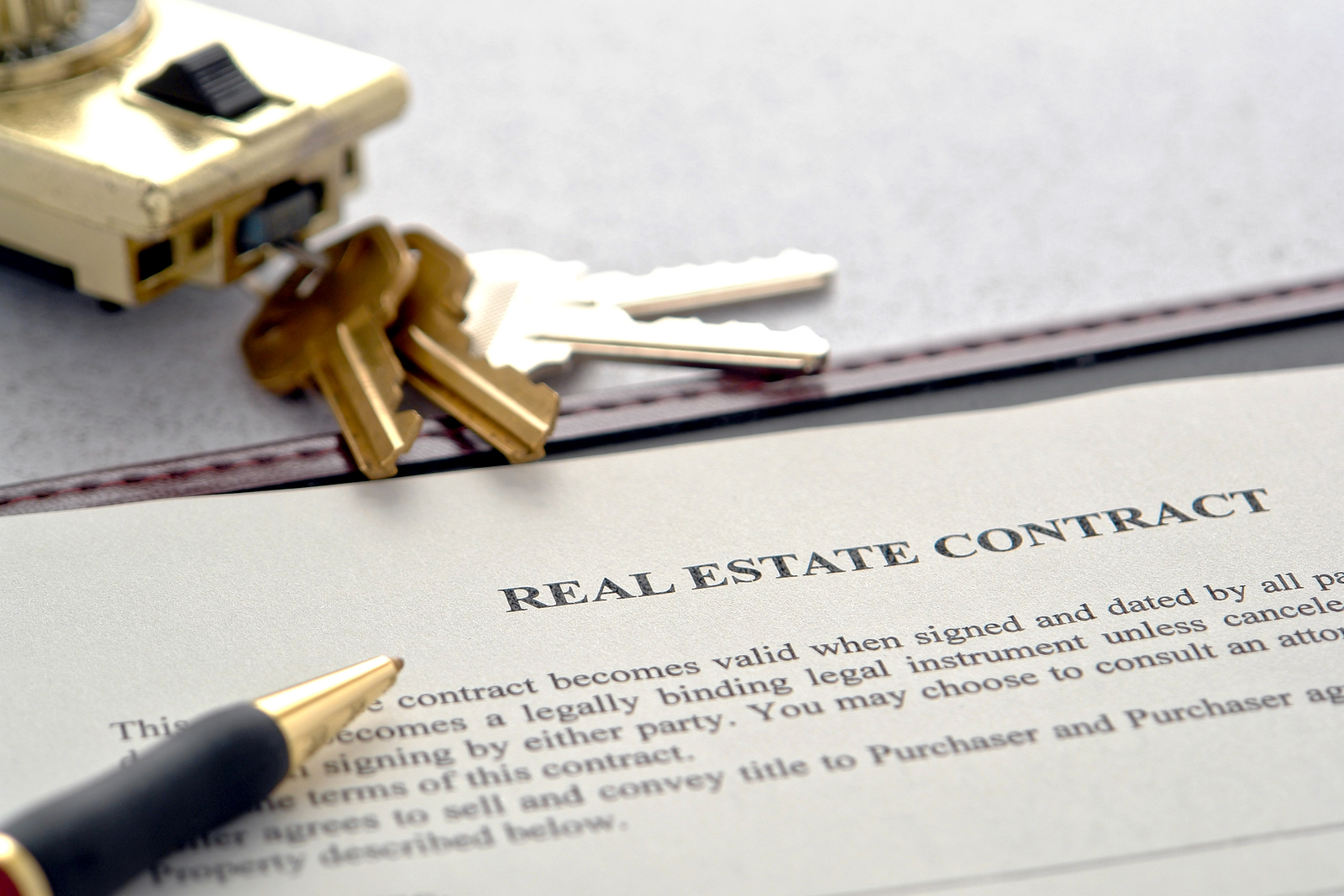 What happens after I sign the listing agreement?